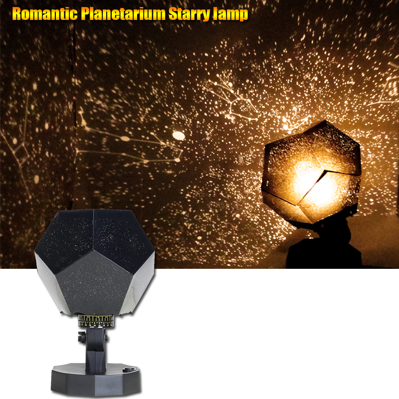 Romantic Planetarium Star Celestial Projector Night Sky Lamp Home Decor Celestial Star Astro Sky Cosmos Night Light Bedroom Home
