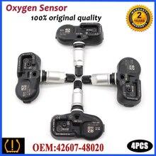 42607 48020ความดันยางMonitor SensorสำหรับLexus RX450h LX570 RX450hLสำหรับToyota Land Cruiser VX R VXฐานVXR 433Mhz PMV C215