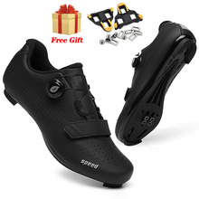 Road Cycling Shoes MTB Sneakers for Men Bicycle Shoes Women sapatilha ciclismo mtb SPD-SL Cleats Self-Locking Racing Bike Shoes