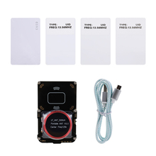 Hot Proxmark3 develop suit Kits NFC RFID Card Reader Copier Changeable Card MFOC Card Clone Crack Open Source