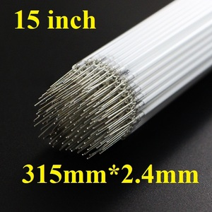50 Pieces/lot 315mm(31.5CM)*2.4mm CCFL lamp tube for 15