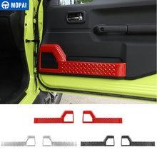 Автомобильные наклейки mopai для suzuki jimny jb74 2019 + декоративное