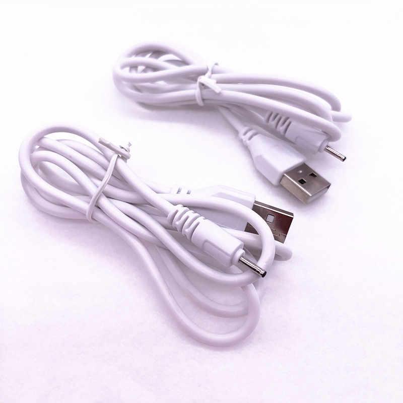 2 قطعة USB شاحن كابل لنوكيا C5-00 C5-01 C5-02 C5-03 C5-04 C5-04 C5-06 C5-07 C3 C2 C1 C7-الأبيض