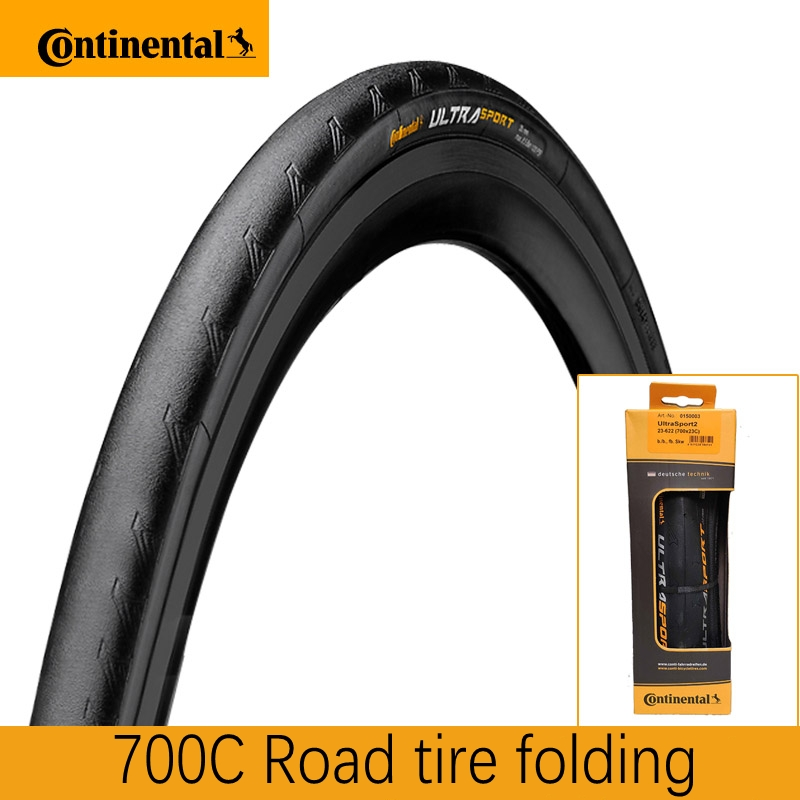 Continental tire GrandSport Race & GrandSport Extra & UltraSport II Складная велосипедная шина 700x23C 700x25C, детали для велосипеда