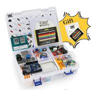 KUONGSHUN Cheapest DIY Project Starter Electronic DIY Kit With Tutorial For Arduino UNO R3