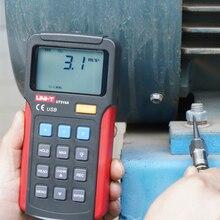 Meter-Tester Generator Vibration-Analyzer UNI-T UT315A Displacement Digital Handheld