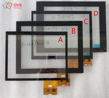 10.1 inch P/N F-10193-V4 V3 F-TSD10193-V3 Capacitive touch screen panel repair and replacement parts free shipping free shipping 7 inch ainol novo7 popular edition 1 touch screen 300 n3288c a00 touch panel screen
