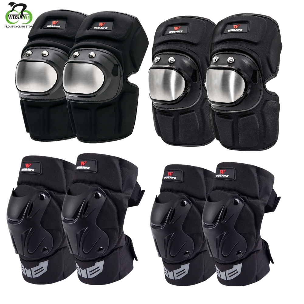 WOSAWE Sports Tactical Knee Pads Elbow Support Combat Protector Hunting Skiing Snowboarding Skate Roller Scooter Kneepads