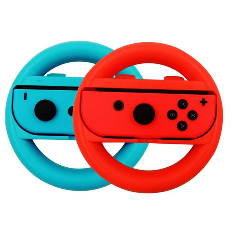Manette de jeu de course pour nintendo Switch, 1 paire, pour contrôleur