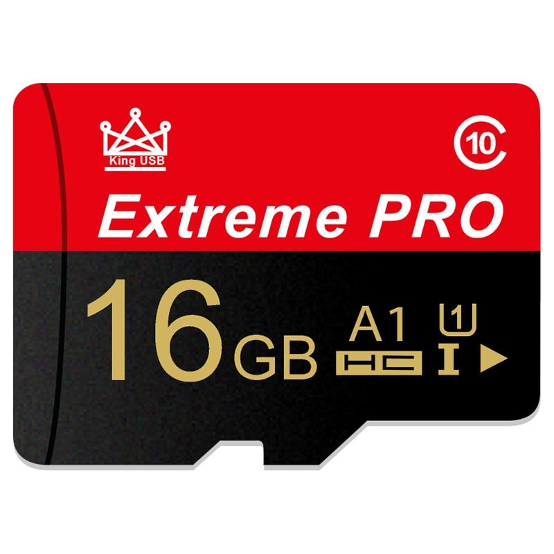Высокоскоростная карта Micro SD 64 ГБ 8 ГБ 16 ГБ 32 ГБ карта памяти MicroSD класс 10 TF карта 128 ГБ cartao de memoria для камеры телефона