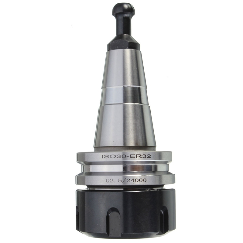 3PCS metall ISO30 ER32 50 Balance Spannzange G2.5 24000rpm CNC Werkzeughalter