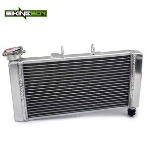 Image 2 - BIKINGBOY Aluminum Engine Water Cooling Cooler Radiator For Honda NC 700 / ABS 2012 2017 NC 750 ABS 2014 2019 19010 MGS J31