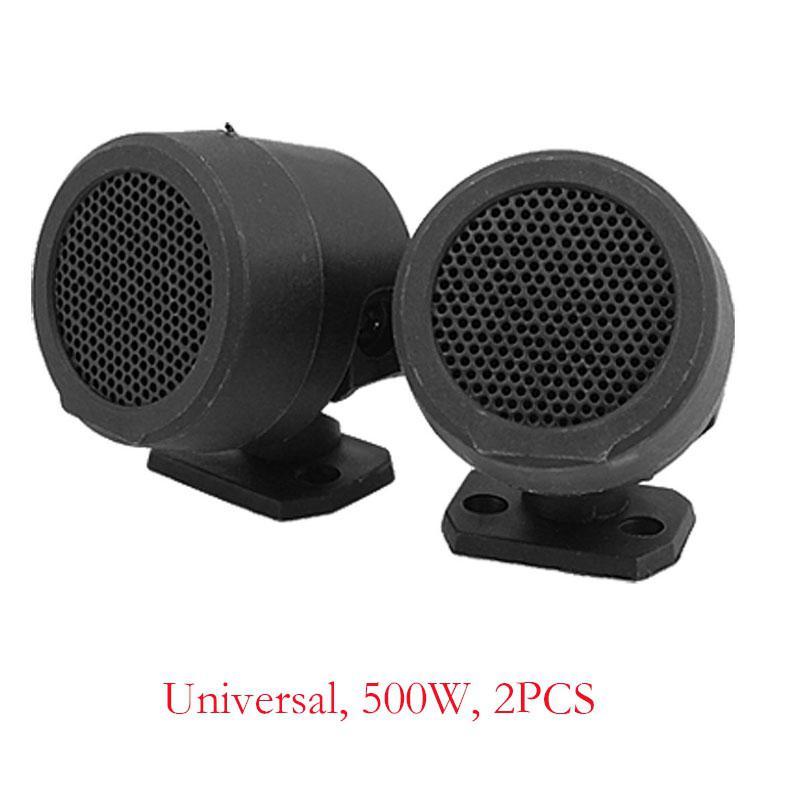 2PCS 500W Pre-Wired Hochtöner Lautsprecher Auto Audio System Aktive Subwoofer Auto Woofer Subwoofer Autos Audio