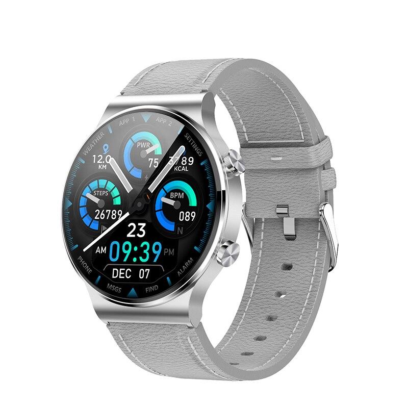 Новинка 2021, мужские Смарт-часы с Bluetooth, Смарт-часы с вызовом, водонепроницаемые фитнес-браслет с трекером для Huawei, Xiaomi, Apple, Android