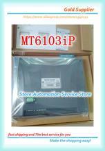 Painel de Toque HMI MT6103iP1wv 10.1 Polegada MT6103 MT6103iP 1wv Substituir TK6100iV5 TK6100i TK6102i TK602iV6