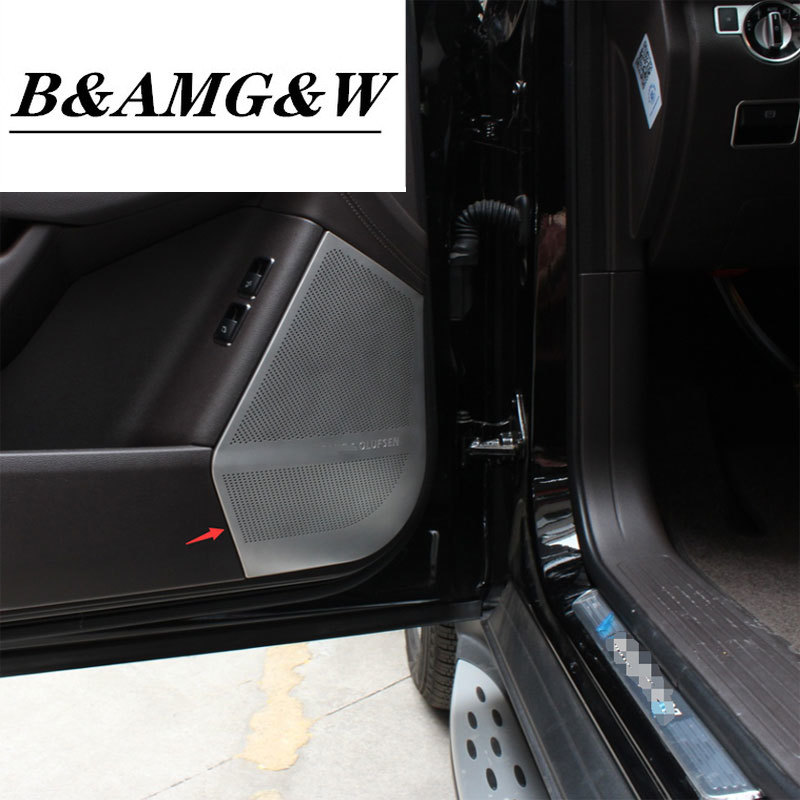 For Mercedes Benz Ml Gl Gle W166 Coupe C292 Car Styling Car Rear Air Condition