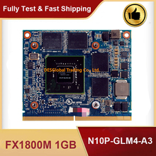 Video-Card FX1800M Graphics 8540P Quadro for HP Working-Perfectly GDDR5 N10p-Glm4-A3-Ls-4959p