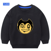 kids sweatshirt girls boys hoodie cool Baby clothes 2019 autumn Alvin and The Chipmunks white children cute 2 years