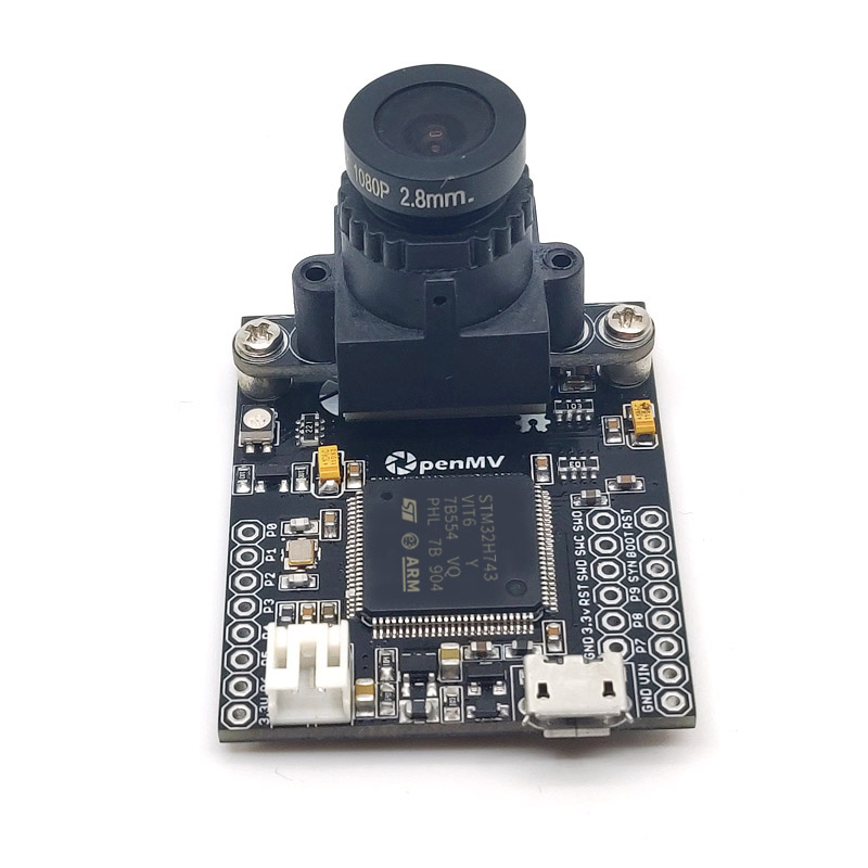OpenMV-H7 A Python Programmable Machine Vision Camera