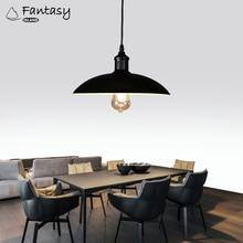 Modern Loft Pendant Lights Industrial Decor Iron Hanging Lamp For Kitchen Living Room Suspension Luminaire E27 Led Home Lighting цена 2017