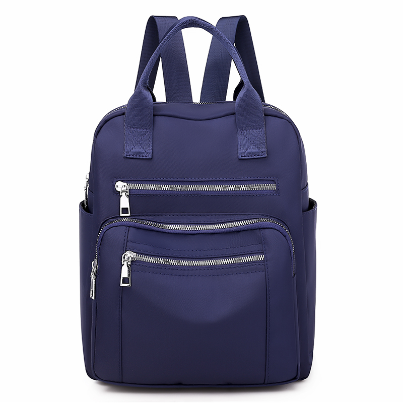 Blue women bag