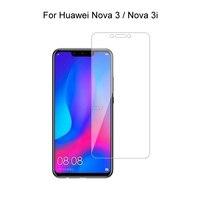 Protector de pantalla de vidrio templado para Huawei Nova 3 / Nova 3i, película vidrio protectora para Huawei Nova 3