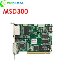 Wholesale price full color led display sending card Novastar MSD300 / DIV HDMI input led screen sign controller