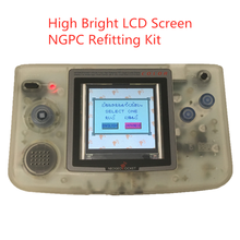 2.2 inches NGPC high brightness LCD screen, NGPC backlight screen NGPC LCD for NEOGEO pocket color(China)