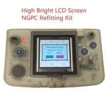 2.2インチngpc高輝度液晶画面、ngpcバックライト画面ngpc neogeoのポケット色