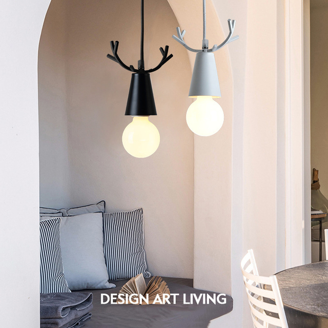 Nordic Creative Lamps for Kids Room