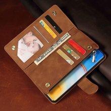 Retro Wallet Flip Card Stand Cover Leather Case For Google PIXEL 4/4XL/PIXEL 3a/3a XL/PIXEL 3/3XL/PIXEL 2/2XL/PIXEL/PIXEL XL