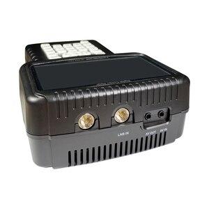 """Image 4 - דיגיטלי לווין & Terrestrial & כבל HD משולבת אות מד SF 999 פרו 4.3 """"מסך ספקטרום Analyzer Youtube WiFi Powervu CS"""