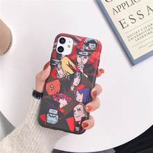 Akatsuki Phone Case for iPhone 11 Pro X XS Max XR 7 8 6 Plus SE 2020