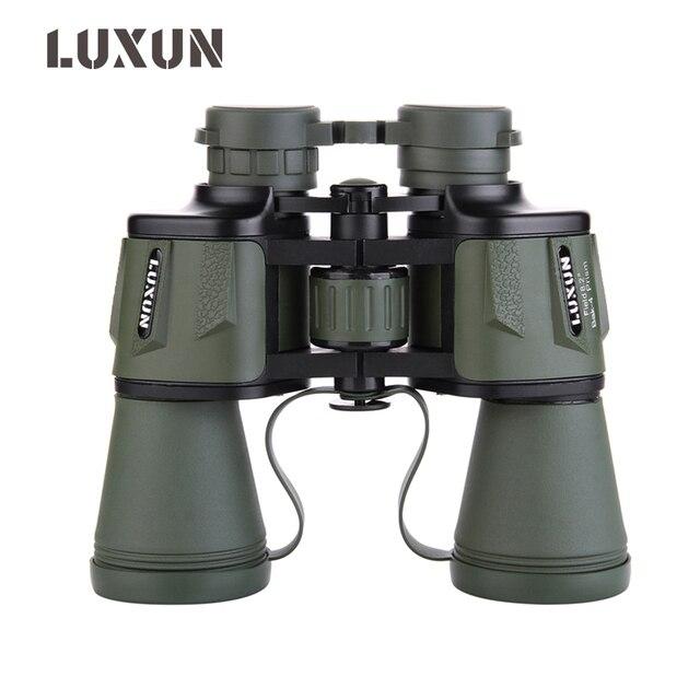 LUXUN Powerful Military Binoculars 10000M HD High Power Binocular Telescope low light Night Vision Hunting Telescope 1