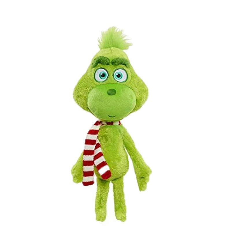 Grinch stole 봉제 인형 크리스마스 grinch max dog 봉제 인형 장난감 어린이를위한 부드러운 인형 장난감 크리스마스 선물