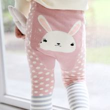 Baby Girls sock Fox Cotton Cute Little Character Knee Socks Kid Clothing unisex Toddler Boot Socks Cartoon(China)