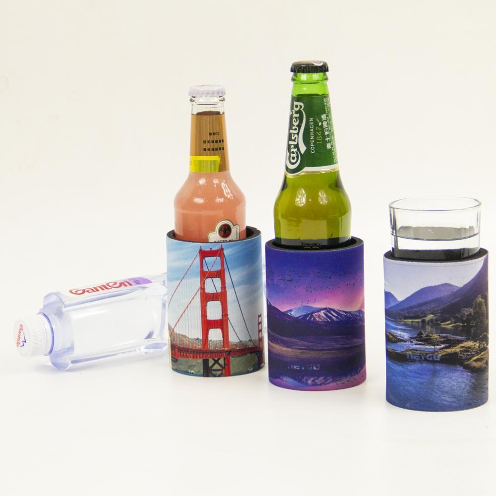 Neoprene Stubby Holder  Bottle Cooler, Bottle Holder  As Beer Drink Cooler Bottle  Koozies,can Koozie Outdoor  For Picnic ,BBQ