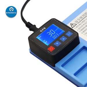 Image 5 - CPB LCD 화면 분리기 오프닝 키트 기계 아이폰 수리 화면 수리 키트 삼성 수리 전화 화면 열기 도구