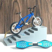 Мини скутер двухколесный Детские обучающие игрушки женский велосипед