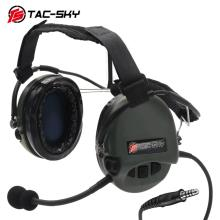 TAC SKY TCI LIBERATOR II Softair Headphones SORDIN Silicone Earmuffs Noise Reduction Pickup Tactical Military Headphones FG