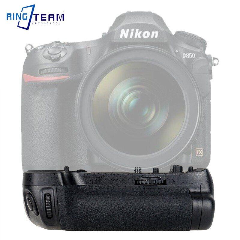 Aperto da bateria, MB-D18 aperto da bateria para d850 câmera, trabalho com EN-EL15 EN-EL15a ou 8 pces aa bateria suporta tiro vertical