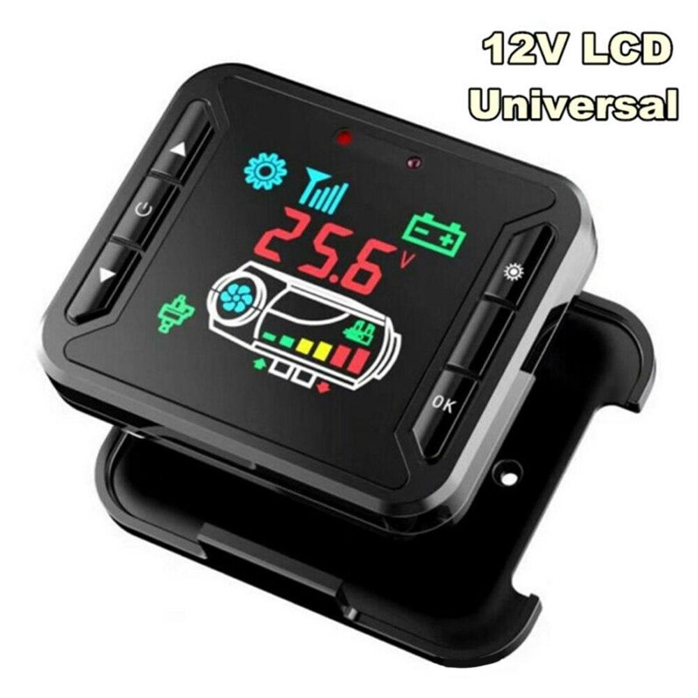 12V LCD Monitor Air Diesel Heizung Heizung Controller Schalter Auto Lkw Marke Neue Und Hohe Qualität
