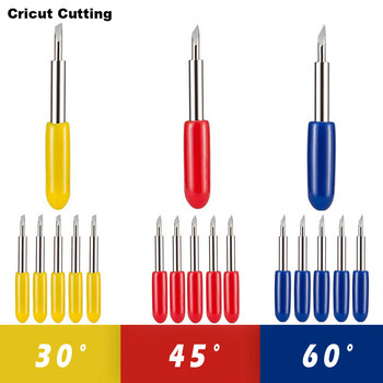 30/45/60 Degree Roland Plotter Cutter Knife Cemented Carbide Blade for Cutting Milling Carving Tools - discount item  49% OFF Machinery & Accessories