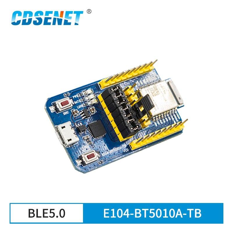 NRF52810 USB Test Board E104-BT5010A-TB BLE 5.0 2.4GHz Bluetooth Module