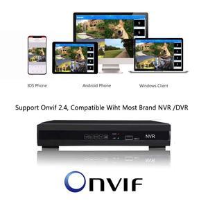 Image 5 - Купольная ip камера KingCam 1080P с микрофоном, 2 мегапиксельная купольная камера безопасности для помещения, ipcam, дневное/ночное видеонаблюдение, ONVIF, камера видеонаблюдения s