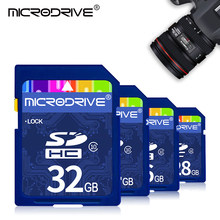 Carte sd classe 10 C6, 8 go/16 go/32 go/64 go/128 go, carte mémoire pour appareil photo