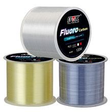 120M Fluorocarbon Fishing Line 0.14mm-0.5mm 4.13LB-34.32LB 1.88kg-15.6kg Carbon Fiber Leader Line Fishing Lure Wire Sinking