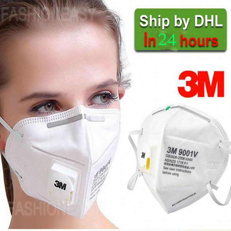 50 Pcs Ffp3 Face Mask Mascaras Protective 100% Anti-bacterial High Quality Mouth Cover Masks 3M KN95 Ffp2 Mascherine