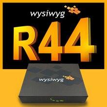 Wysiwyg R44 أداء دونغل DMX USB واجهة ل ديسكو DJ المرحلة Ma2 grandma2 DMX512 ضوء ديسكو الإصدار 44 دونغل