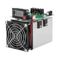 Módulo de carga electrónica, probador de capacidad de batería de 0-20A, tabla de descarga, equipo de prueba de módulo quemador, 12V, 250W